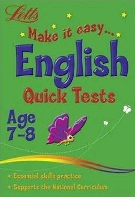 English Age 7-8: Quick Tests