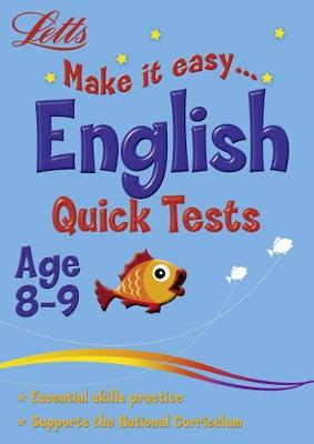 English Age 8-9: Quick Tests