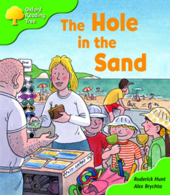 Oxford Reading Tree: Stage 2: First Phonics: the Hole in the Sand