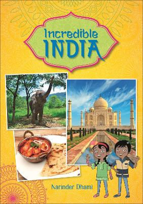 Reading Planet KS2 - Incredible India - Level 4: Earth/Grey band