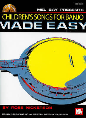 Children's Songs for Banjo Made Easy