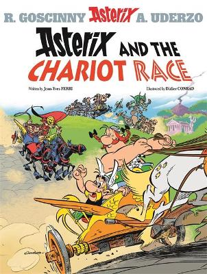 Asterix: Asterix and the Chariot Race: Album 37
