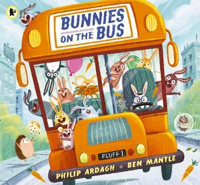 Bunnies on the Bus