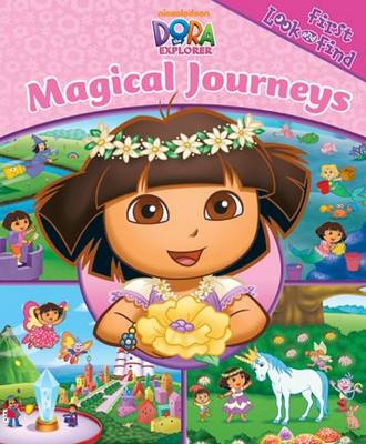 Dora, Magical Journeys First Look & Find