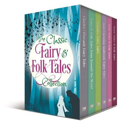 Classic Fairy & Folk Tales Box Set