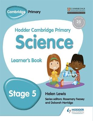 Hodder Cambridge Primary Science Learner's Book 5