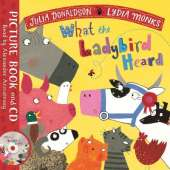 What the Ladybird Heard: Book and CD Pack