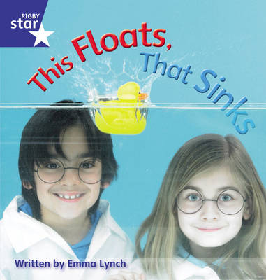Star Phonics Set 9: This Floats, That Sinks