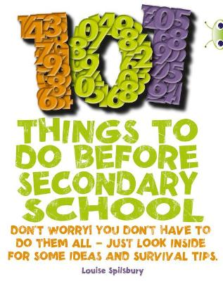 101 Things to Do Before Secondary School