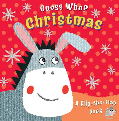 Guess Who? Christmas: A Flip-the-Flap Book