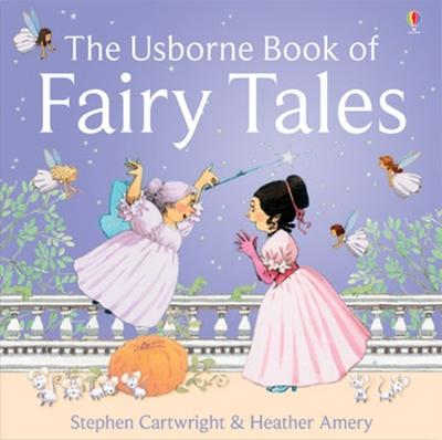 Usborne Book Of Fairy Tales Combined Volume
