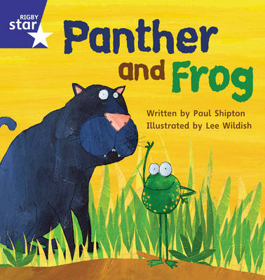 Star Phonics Set 11: Panther and Frog
