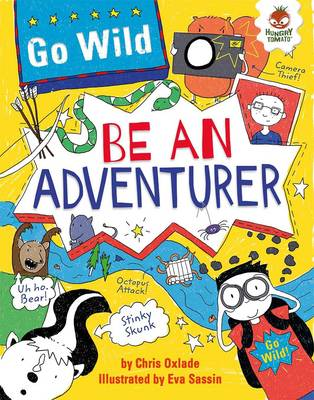 Go Wild: Be An Adventurer