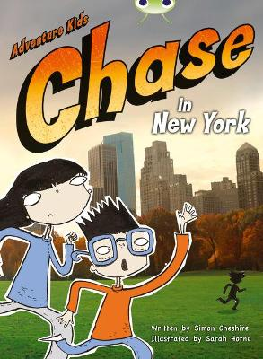 BC Orange A/1A Adventure Kids: Chase in New York