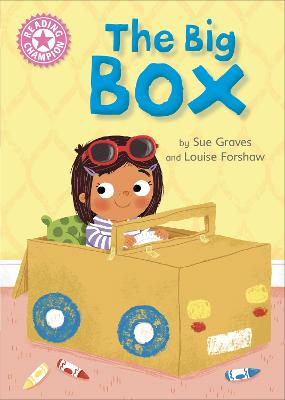 Reading Champion: The Big Box: Independent Reading Pink 1B