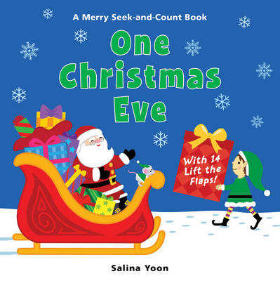 One Christmas Eve: A Merry Seek-and-count Book