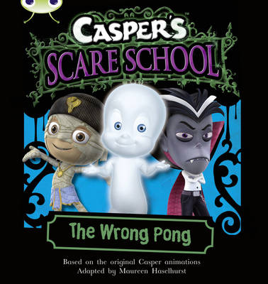 Casper's Scare School: The Wrong Pong (Orange A)
