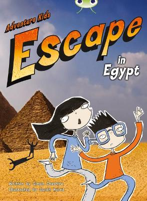 BC Orange B/1B Adventure Kids: Escape in Egypt