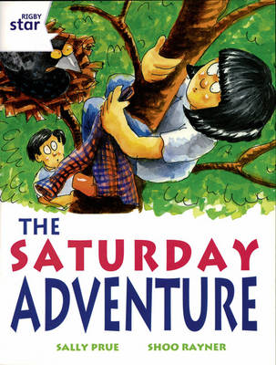 Rigby Star Independent Year 2/P3 White Level: The Saturday Adventure