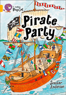 Pirate Party Workbook