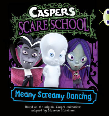 Casper's Scare School: Meany Screamy Dancing (Orange B)