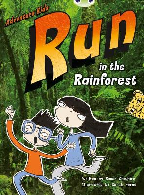 BC Turquoise A/1A Adventure Kids: Run in the Rainforest
