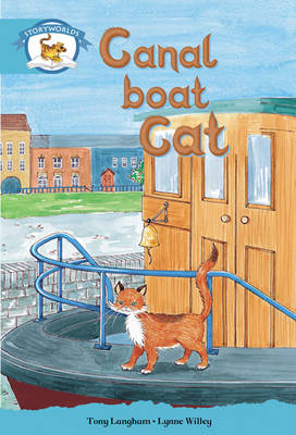 Literacy Edition Storyworlds Stage 9, Animal World, Canal Boat Cat 6 Pack