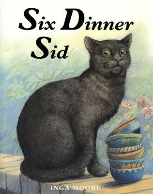 Six Dinner Sid: Board Book