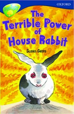 Oxford Reading Tree: Level 14: Treetops More Stories A: The Terrible Power of House Rabbit