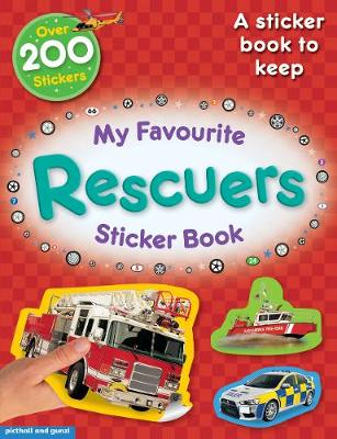My Favourite Rescuers Sticker Book