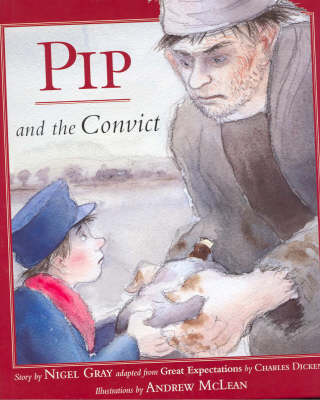 Pip and the Convict