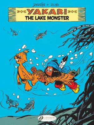 Yakari Vol. 16: The Lake Monster