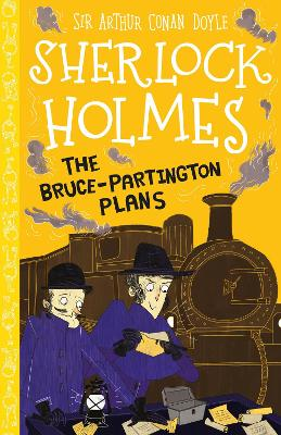 The Bruce-Partington Plans (Easy Classics)