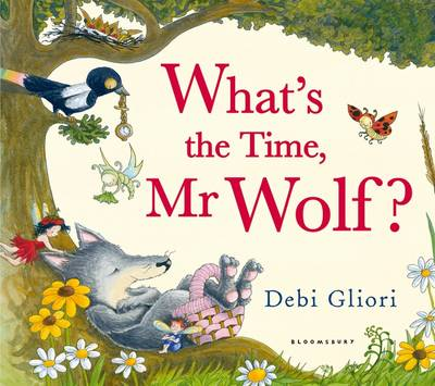 What's the Time, Mr Wolf?: Big Book