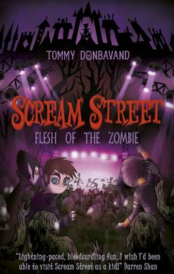 Scream Street 4: Flesh of the Zombie
