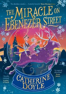 The Miracle on Ebenezer Street: The perfect family adventure for Christmas