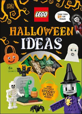 LEGO Halloween Ideas: With Exclusive Spooky Scene Model