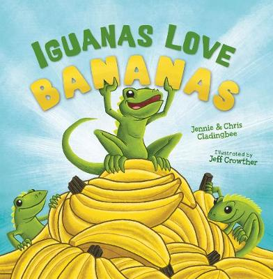 Iguanas Love Bananas