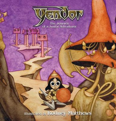 Yendor: The Journey of a Junior Adventurer
