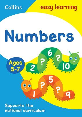 Numbers Ages 5-7: New Edition