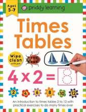 Times Tables: Wipe Clean Workbooks