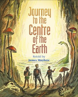 Reading Planet KS2 - Journey to the Centre of the Earth - Level 2: Mercury/Brown band