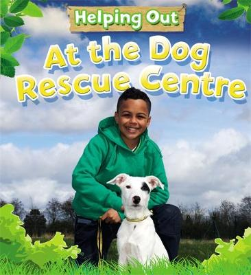 Helping Out: At the Dog Rescue Centre