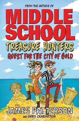 Treasure Hunters: Quest for the City of Gold: (Treasure Hunters 5)