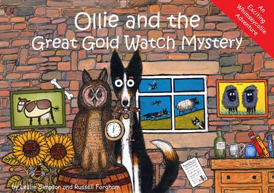 Ollie and the Great Gold Watch Mystery