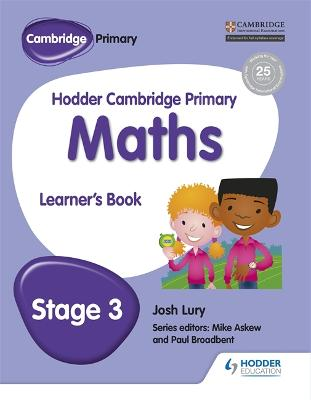 Hodder Cambridge Primary Maths Learner's Book 3