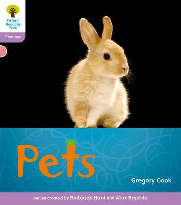 Oxford Reading Tree: Level 1+: Floppy's Phonics Non-Fiction: Pets