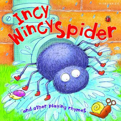 My Rhyme Time: Incy Wincy Spider