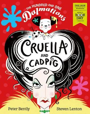 The Hundred and One Dalmatians: Cruella and Cadpig World Book Day 2019