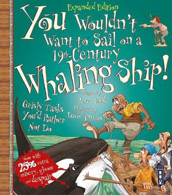 You Wouldn't Want To Sail On A 19th-Century Whaling Ship!